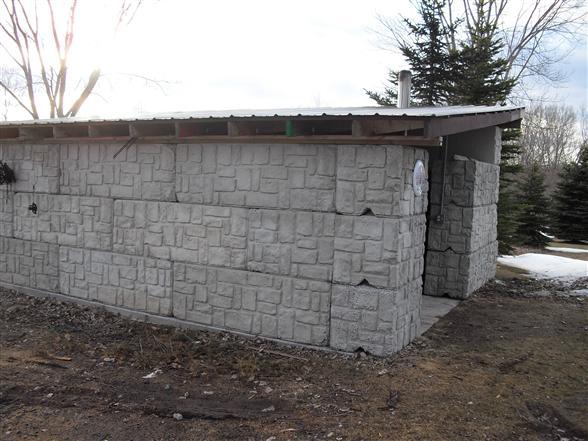 Barrier Blocks Amp Concrete Blocks Peters Concrete