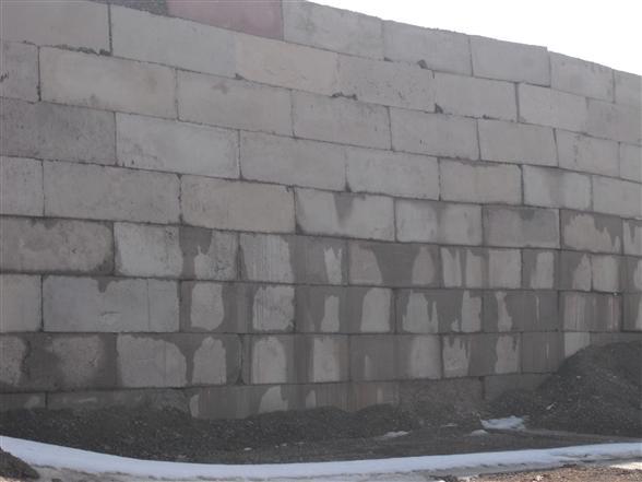 Barrier Blocks & Concrete Blocks – Peters Concrete
